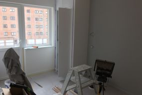 COZI - Rénovation d'un appartement à Coxyde
